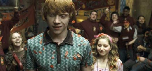 Scene from Harry Potter and the Half Blood Prince. Copyright: Warner Bros