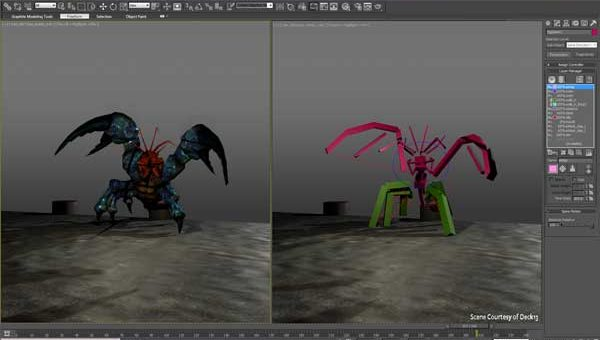 Image showing the Character Animation Toolkit