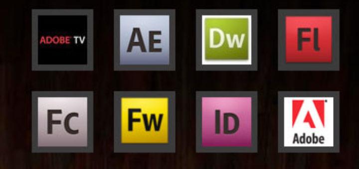 CS5 Icons
