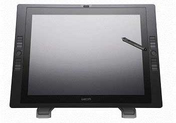 Wacom updates Cintiq display
