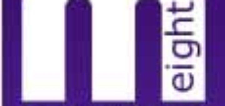 M8media logo