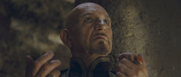 Ben Kingsley in Prince of Persia:The Sands of Time | Picture Credit : Walt Disney Pictures/Jerry Bruckheimer Films
