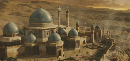 Scene from Prince of Persia:The Sands of Time | Picture Credit : Walt Disney Pictures/Jerry Bruckheimer Films