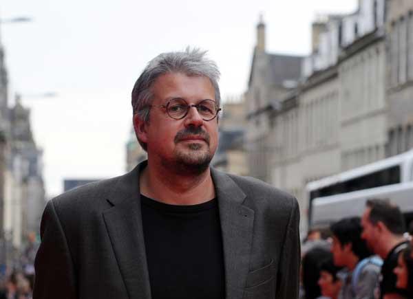 Director Sylvain Chomet