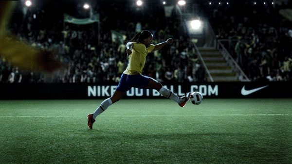 The Mill, W+K Amsterdam and Alejandro González Iñárritu 'Write the Future' for Nike