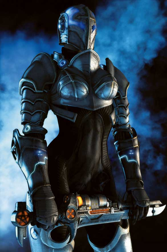 Hellgate character