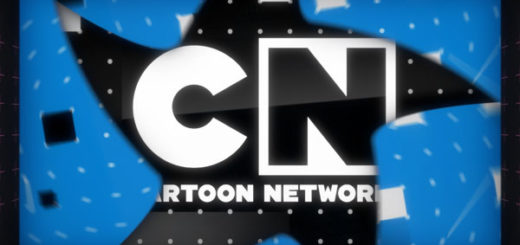 At night, the CN visual language becomes more mature and slick -- but still funny. This primetime bump presents a seemingly endless tunnel of doors and gates. Image courtesy of Brand New School and Cartoon Network