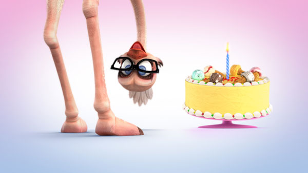 "Scene from ""Baskin-Robbins Birthday Cakes"" (Image courtesy of Nathan Love)"