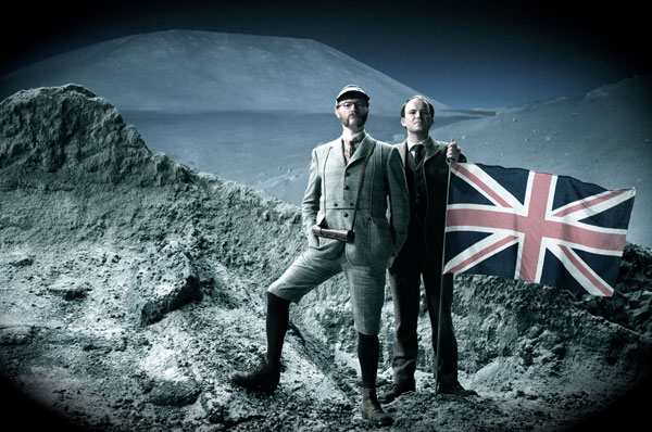 """The First Men in the Moon"" Can Do Productions. Picture courtesy of the BBC"