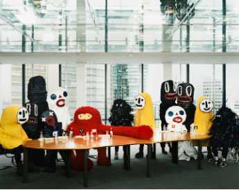 Images courtesy of Pictoplasma.
