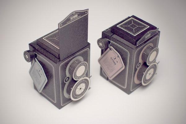 Ilford Film packaging by Linna Xu York University/Sheridan College