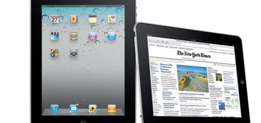 The iPad. Image Courtesy of Apple