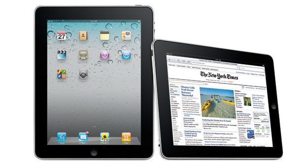 The iPad. Image Courtesy of Apple