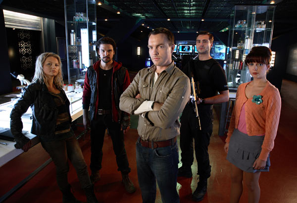 Mill TV onboard to create high-end VFX for the return of ITV's Primeval