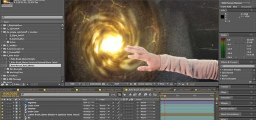 After Effects CS5.5