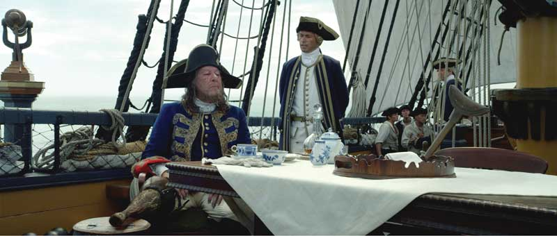 Scene from Pirates of the Caribbean: On Stranger Tides ©Disney Enterprises, Inc. All Rights Reserved