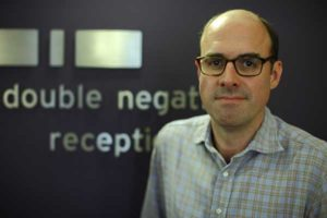 Alex Hope, MD of Double Negative
