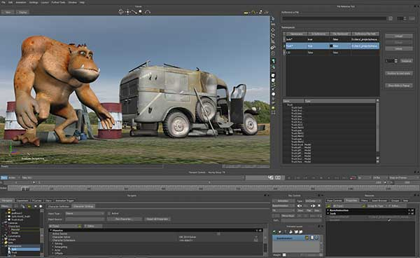 MotionBuilder 2014