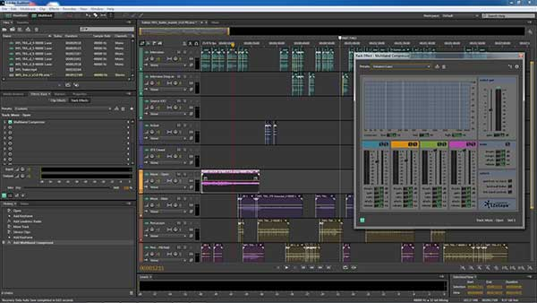 New creative tools in Adobe Audition