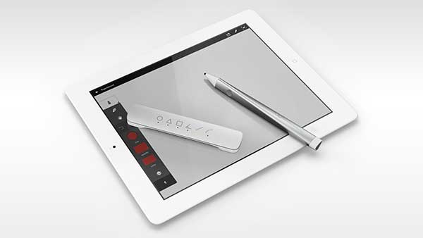 "Adobe ""Project Mighty"" Connected Pen & ""Project Napoleon"" Digital Ruler"