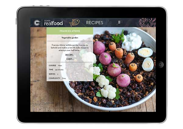 The Great British Chefs 'Cooking with Kids' app