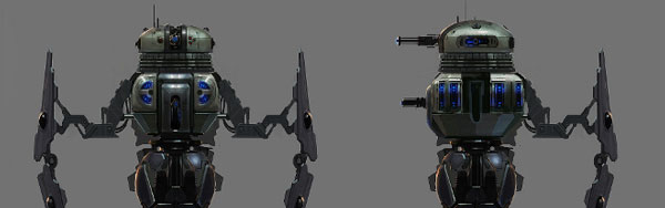 Dalek PodShip Concept