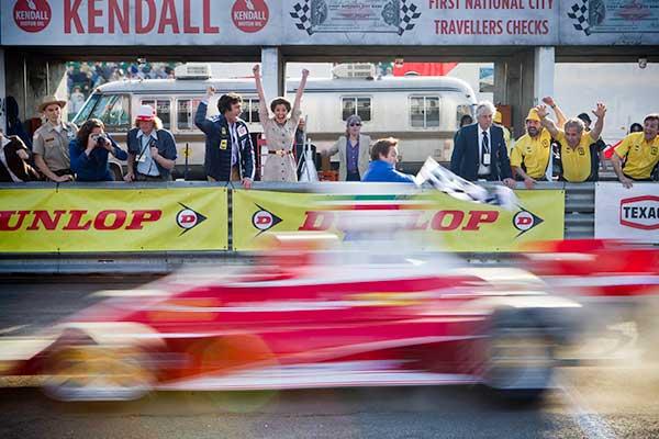 Ron Howard's Rush pic