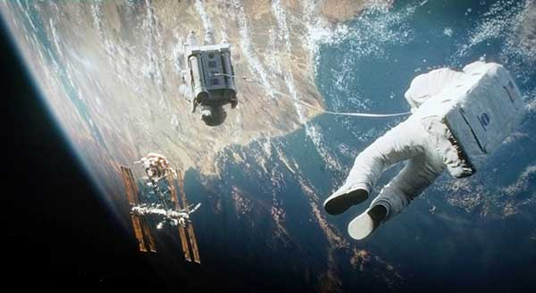 Framestore VFX from Gravity (Warner Bros. Pictures)