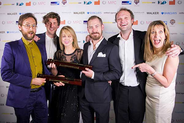 Commercial of the Year - Marmite 'Rescue' for adam&eveDDB by Outsider