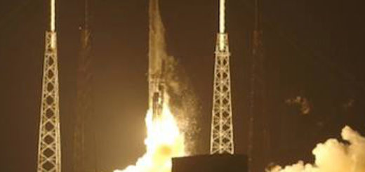 Codex Space Launch feat