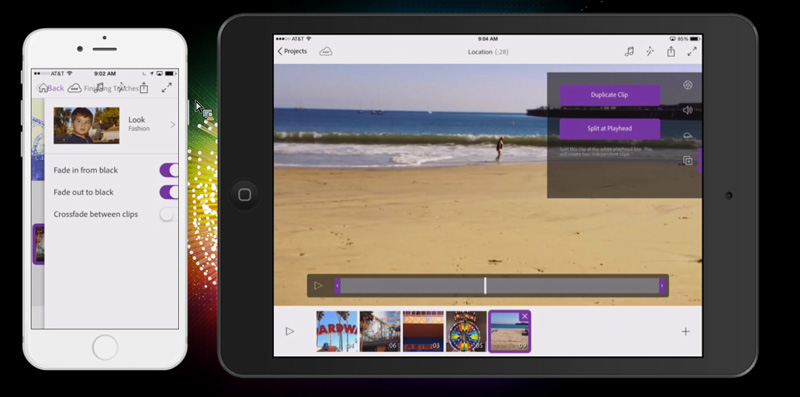 The New Adobe Mobile App Premiere Clip