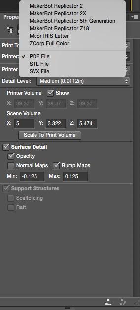 Photoshop-CC,-3D-Printing,-PDF