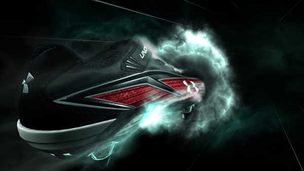 """Image from Under Armour """"Fierce Speed"""" (Image courtesy of Shilo)"""
