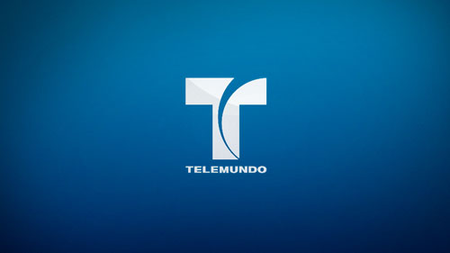 Troika has refreshed TV station Telemundo with a new identity package and logo