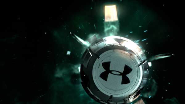 "Image from Under Armour ""Fierce Speed"" (Image courtesy of Shilo)"