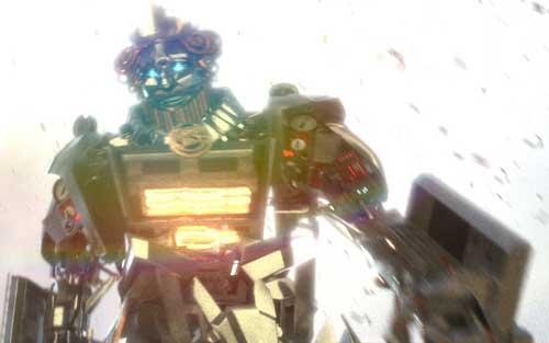 Digital Domain resues Transformers skills to build ad campaigns