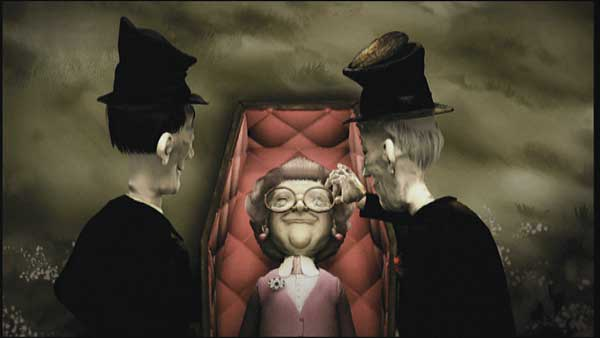 This Way Up  Directed by Smith & Foulkes.  RSSF ANIMATION Winner